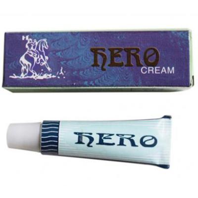 6 tuýp gel HERO CREAM chống xuất tinh sớm cho phái mạnh