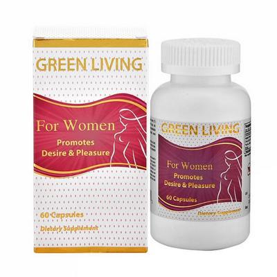 Tăng cường sinh lý nữ Green Living USA