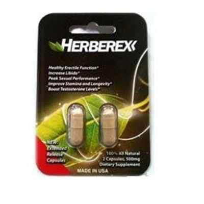 Thảo dược tăng cường sinh lực Herberex USA