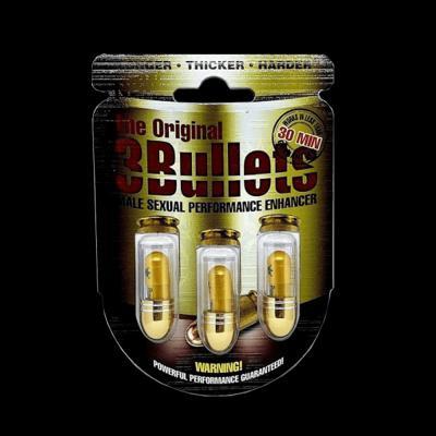 Thuốc tăng cường sinh lực nam The Original 3 Bullets