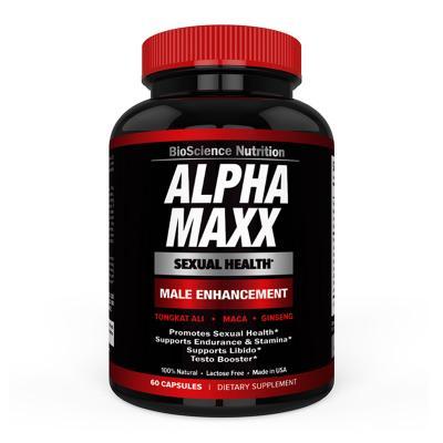Thuốc tăng kích cỡ dương vật Alpha MAXX USA chính hãng