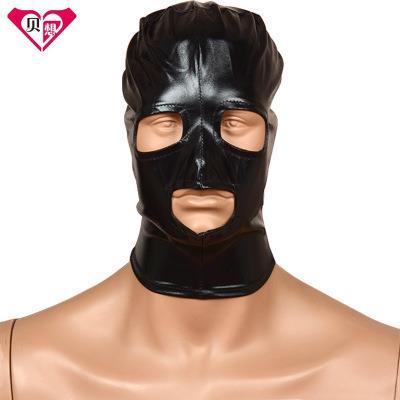Bao trùm đầu bịt mặt cosplay bạo dâm