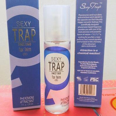 Chai xịt nước hoa kích dục nữ Sexy Trap chính hãng